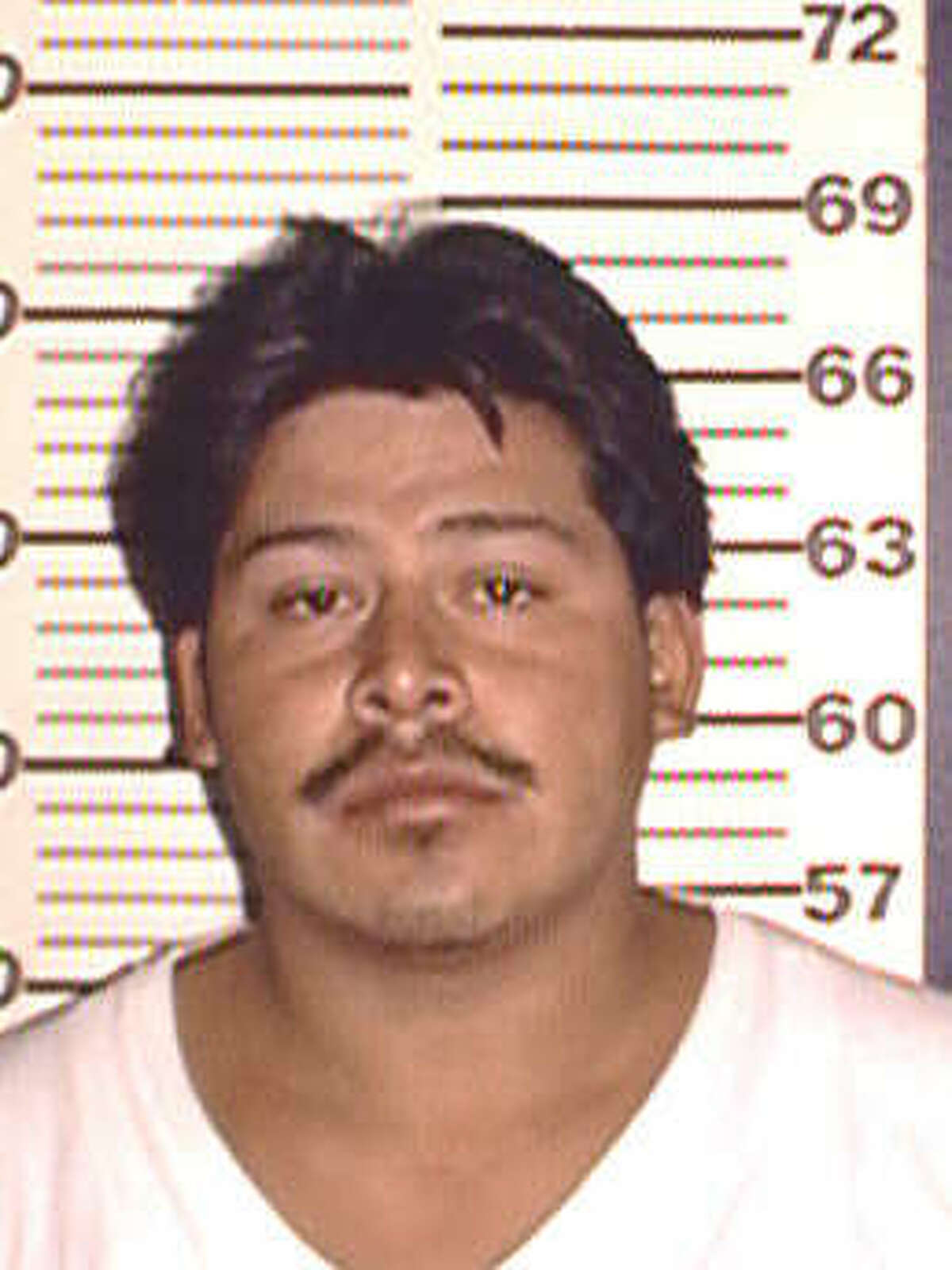Bexar County mugshot from Dec. 30, 2002. Gregorio Santos, who's collected nine DWI convictions in Bexar County, was sentenced today to 25 years in prison Sept. 25, 2014.
