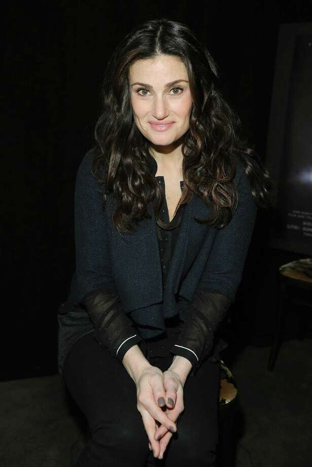 """Actress Idina Menzel was nominated for Best Performance by an Actress in a Leading Role in a Musical for """"If/Then."""" The play, says Drew Williams, constantly poses the question ó was it fate or coincidence? Photo: Brad Barket, (Credit Too Long, See Caption) / 2014 Getty Images"""