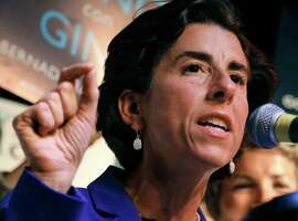 Gina Raimondo, Rhode Island treasurer, shifted pension money into alternatives, which has coincided with the pension system trailing median returns. Had the state generated median returns, it would have had $372 million more in its pension system. Raimondo won the Democratic nomination for governor after an expensive race against the mayor of Providence.