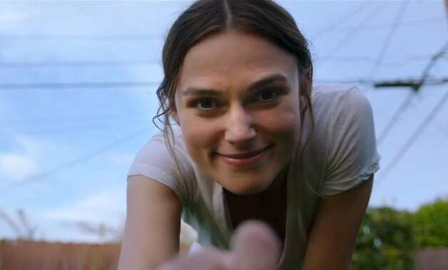"""Laggies""IMDb: 7.4/10Review by Mick LaSalle: Keira Knightley carries 'Laggies'Four starsThere's a feeling of contrivance about ""Laggies,"" with characters thrown together who wouldn't be thrown together, and events stringing along that would never be allowed to happen. But Keira Knightley holds the whole contraption together with a performance of spontaneity and offhand inspiration."