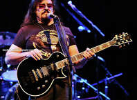 "Artists such as Vince Martell, lead guitarist of Vanilla Fudge, reflect on rock íní rollís unique position as a force for social change in ìRockiní the Wall.î Martell, just back from Vanilla Fudgeís worldwide tour, will be at The Palace Danbury on Thursday, Oct. 2, for the film's screening. He will also perform an acoustic set of '60s music with recording artist Peg Pearl. Guitar Magazine ranked Martellís guitar work in his band's version of ""You Keep Me Hangin' On"" as the No. 4 heaviest guitar riff of all time, in classic rock."