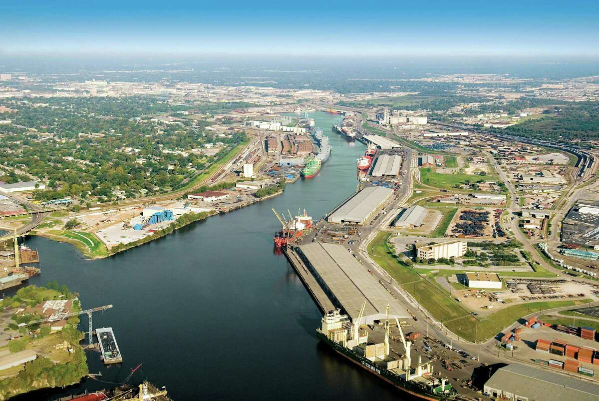 Houston Ship Channel Dredging (Houston)New Deal Agencies: Public Works AdministrationStarted: 1933Completed: 1935Total cost: $2.8 millionSource: Living New Deal