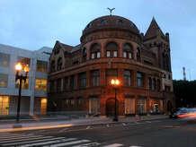 The Barnum Museum.