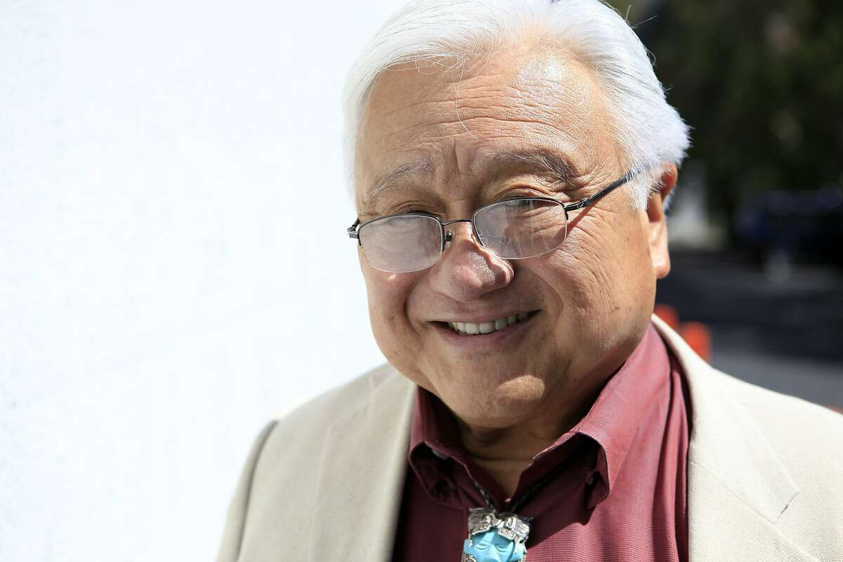 Rep. Mike Honda poses for a portrait at the Sunnyvale Community Services building in Sunnyvale, CA, Thursday, August 14, 2014.