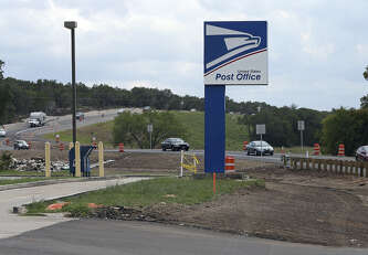 Postal Service spokesman Sam Bolen said agency officials thought until last year that they wouldn't have to relocate the branch before 2017.