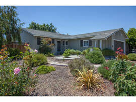 1705 Morgan Street in Mountain View sold for $1.02 million in August.