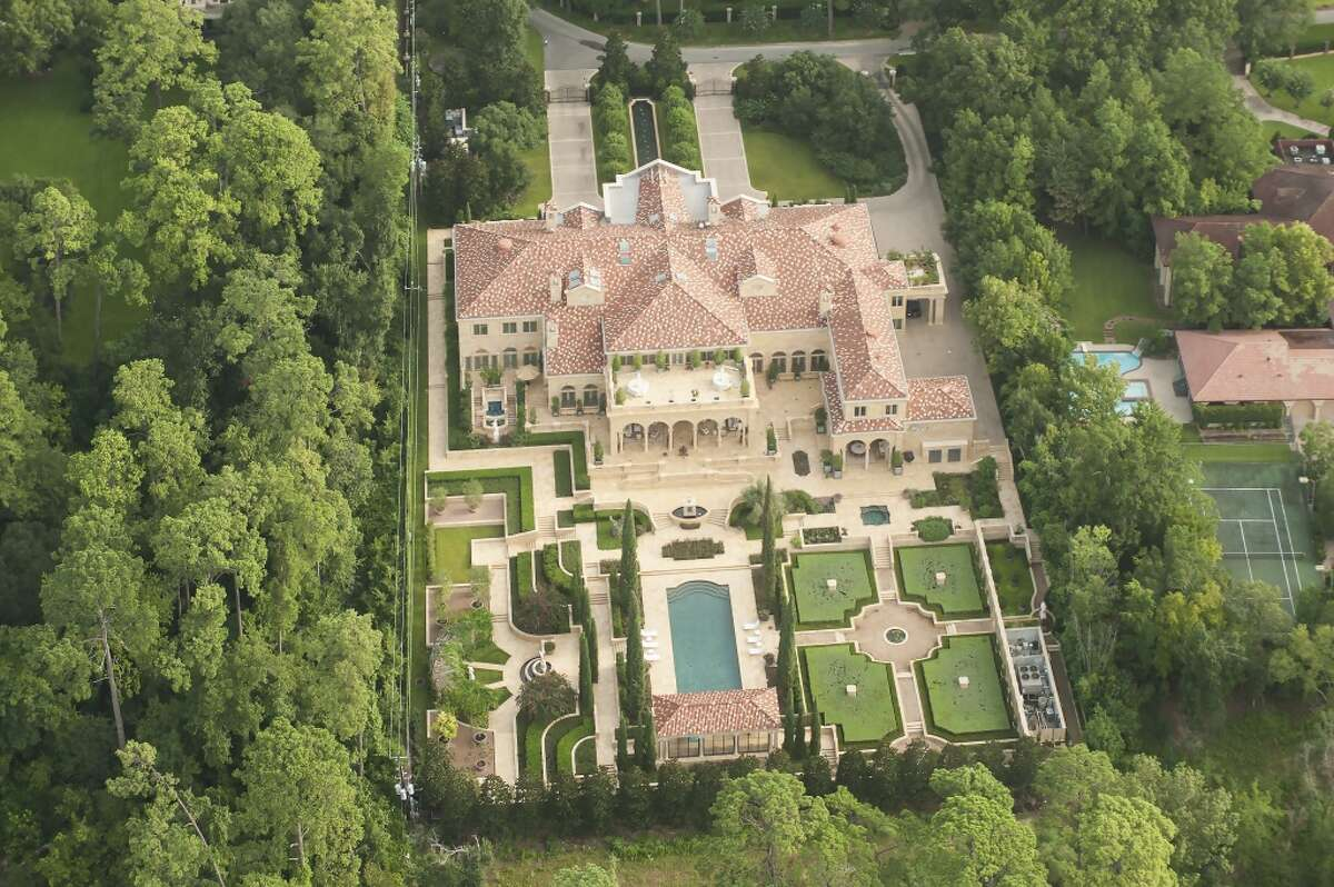 A Memorial mansion hit the market at a record-breaking $43 million in September. The2002home sits on 2.4 acres and boasts 27,000 square feet of luxurious amenities.