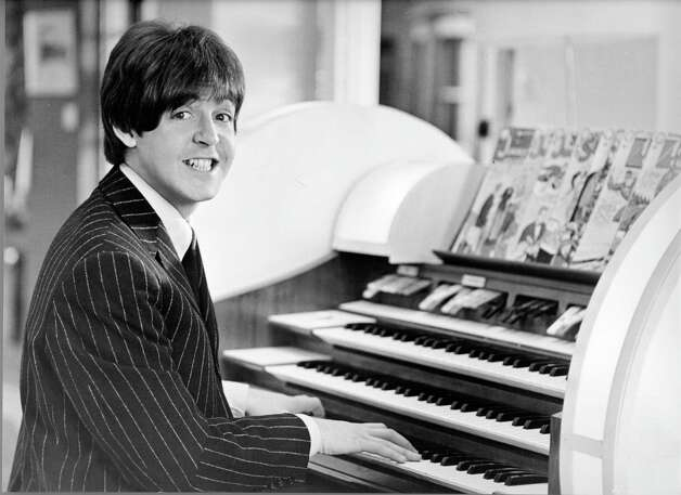 One of the Beatles' most infamous throwaway cover songs. The motivation behind Lennon's impassioned vocals is hard to pinpoint but McCartney's Lawrence Welk-like moment on Hammond organ is nothing short of hilarious – and tongue-in-cheek. Photo: Michael Ochs Archives / Michael Ochs Archives