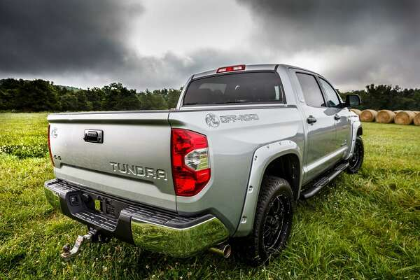 The 2015 Toyota Tundra Bass Pro Shops Off-Road Edition