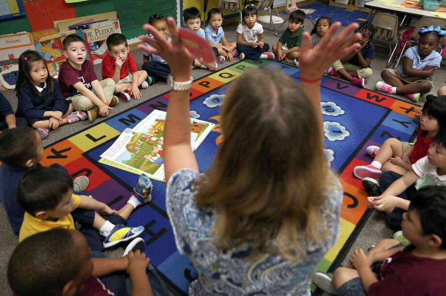 PHOTOS: Best places to teach in the Houston area>>>See more for the top school districts for Houston area teachers in 2019, according to Niche... Photo: Mayra Beltran, Houston Chronicle / © 2014 Houston Chronicle