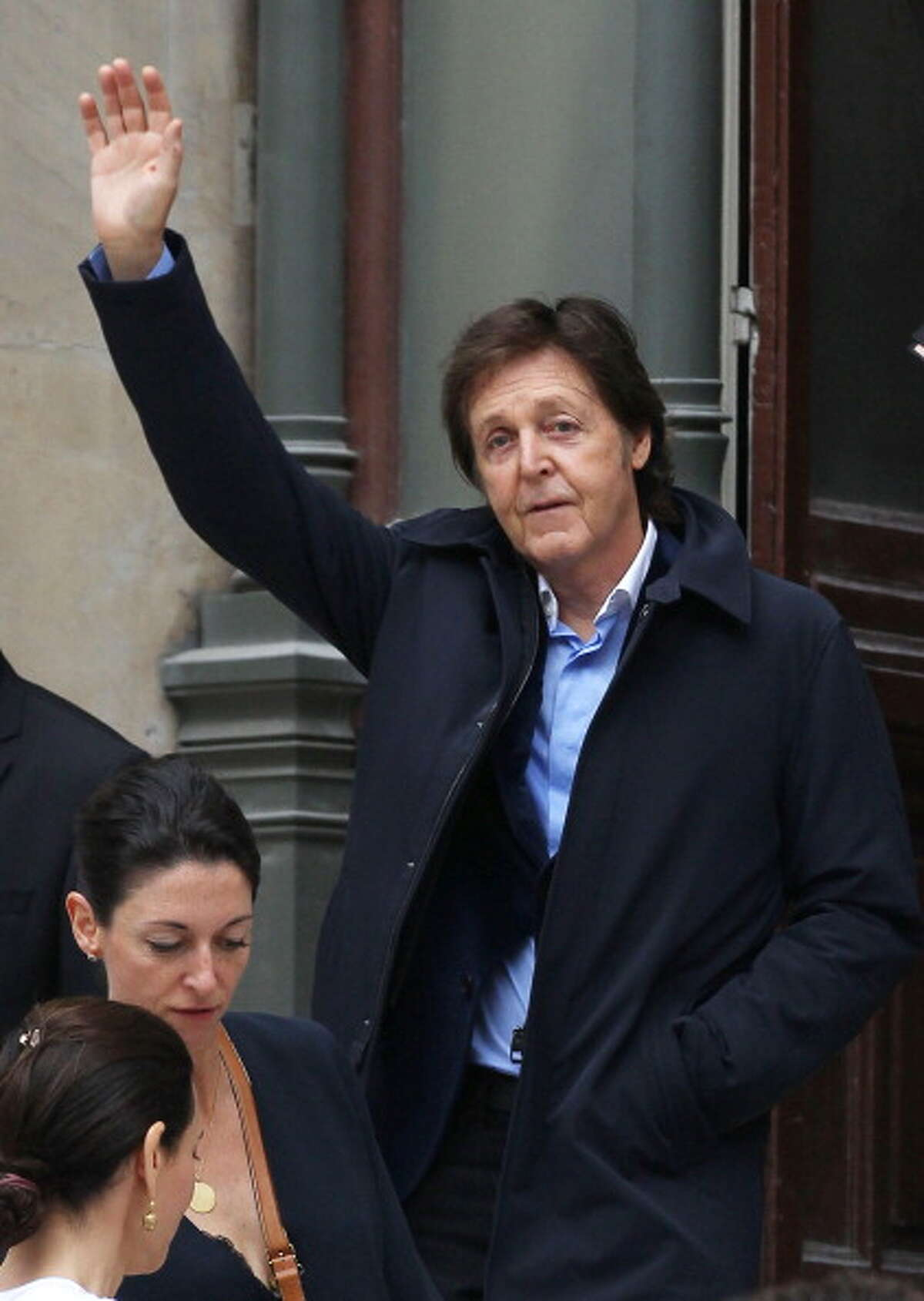 2013: Paul McCartney in Paris, France.