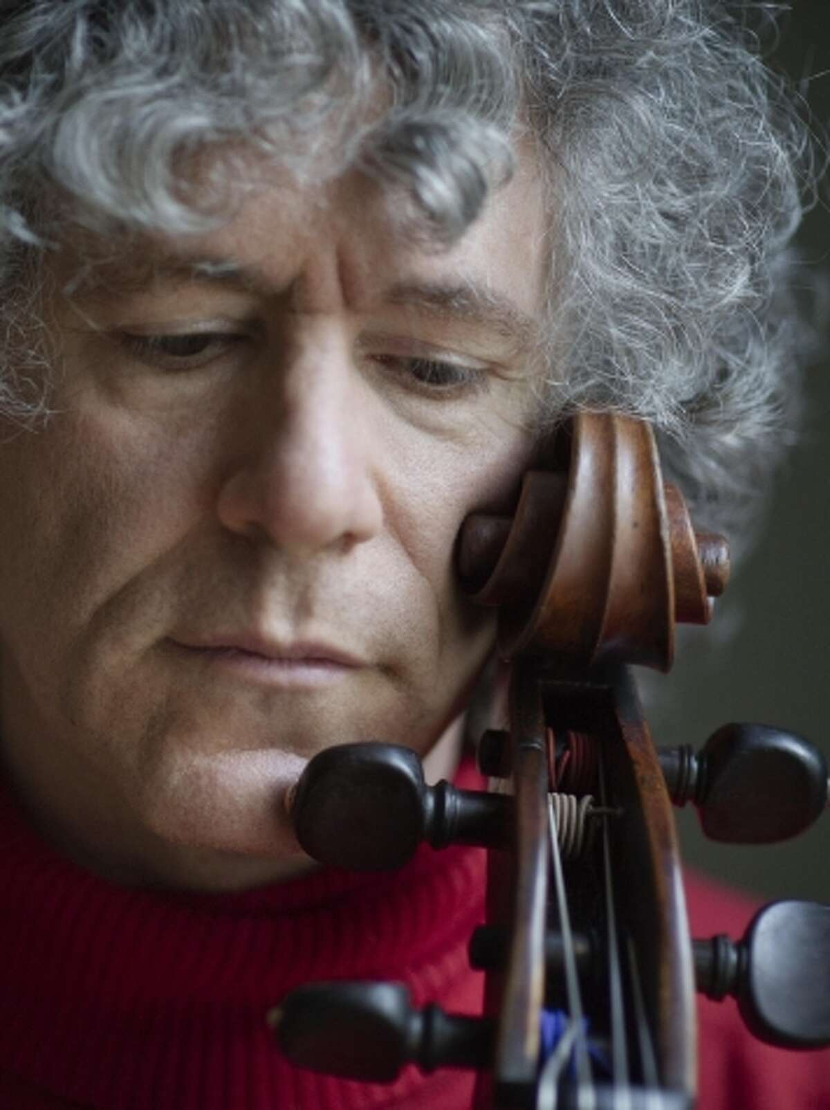 Cellist Steven Isserlis appears this week with the Philharmonia Baroque Orchestra at several venues.