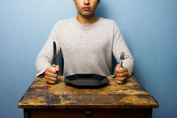 """The Hartman Group, a research consulting firm, says that 46 percent of all """"adult eating occasions"""" are alone. More than half of that solo eating happens at home."""