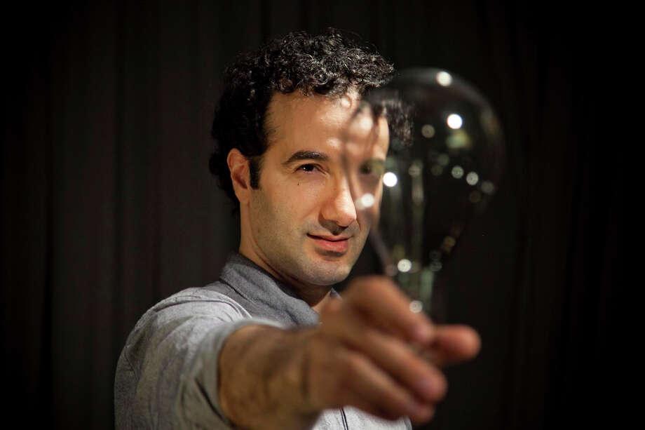 "Jad Abumrad is co-host of NPR's Peabody Award-winning ""Radiolab."" Photo: Marco Antonio / Marco Antonio / ONLINE_YES"