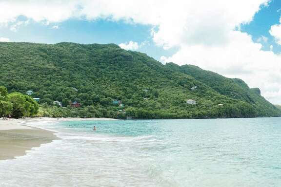 Princess Margaret Beach, Bequia, St. Vincent and the Grenadines