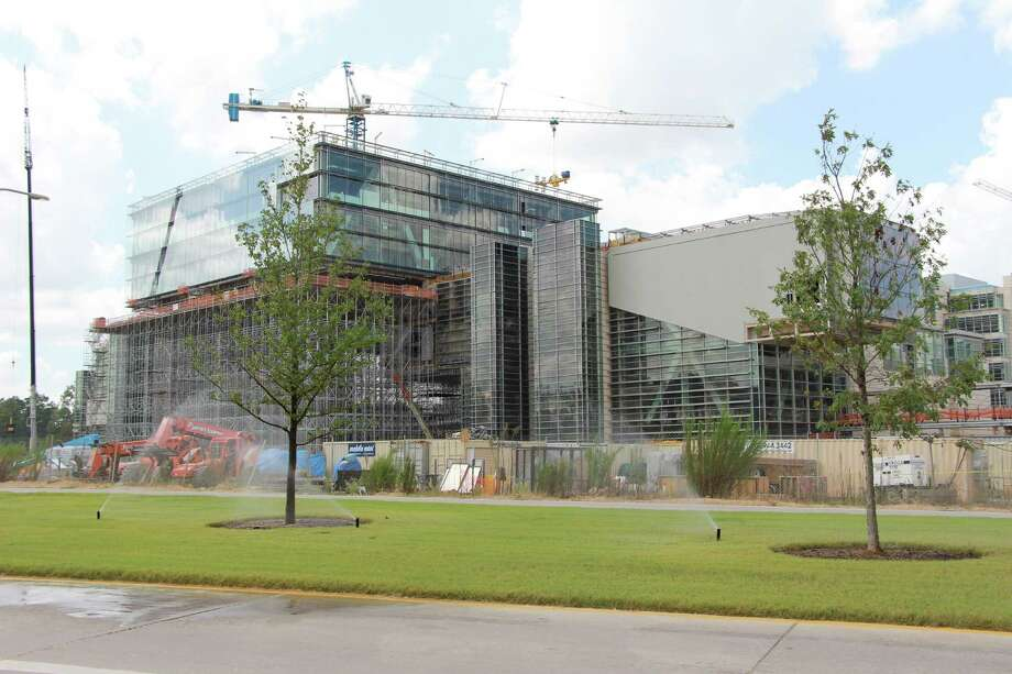 Houston A Hub Of Corporate Expansions Houston Chronicle