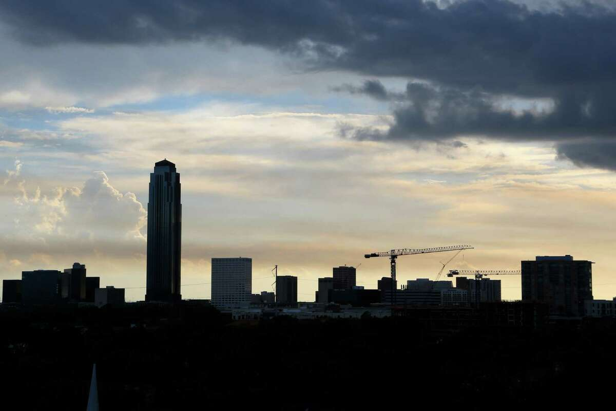"Video of Houston settings will accompany Karim Al-Zand's tone poem ""City Scenes"" during Houston Symphony concerts."