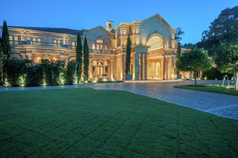 Click for a by-the-numbers look at Houston real estate.The most expensive residential listing ever in Houston: $43 millionThe 26,400-square-foot Tanglewood-area mansion belonging to Ed and Marie Bosarge is on the market for $43 million, a new record in Houston. Photo: Rob Muir / Martha Turner