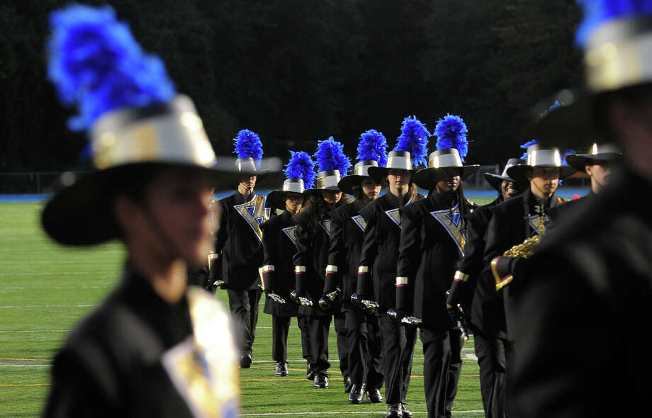 Football action between Masuk and Bunnell in Stratford, Conn., on Friday Sept. 26, 2014. Photo: Christian Abraham / Connecticut Post