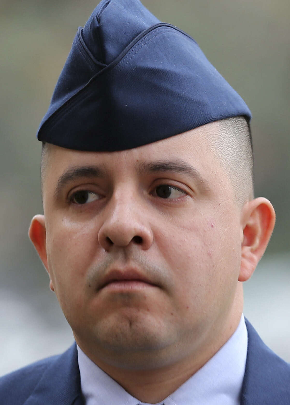 Then-Staff Sgt. Eddy Soto pleaded guilty to having inappropriate relationships with five women but fought the rape allegation.