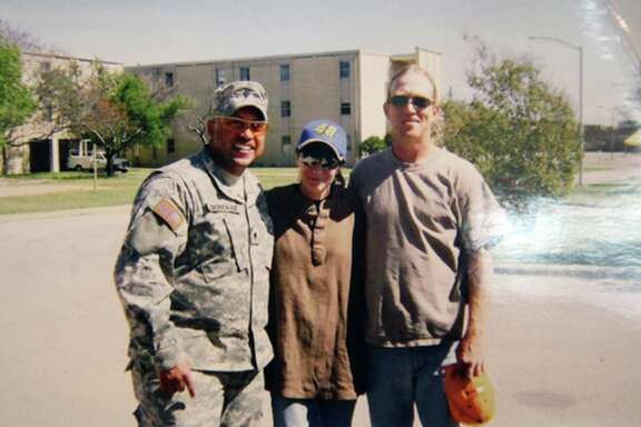 Former soldier Omar Gonzalez, left, could face up to 10 years in prison if convicted of illegally entering a restricted area with a dangerous weapon.