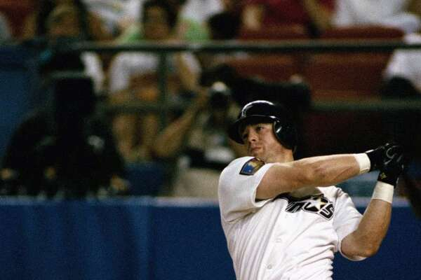 .368 Jeff Bagwell, 1994 The Astros first baseman won the MVP in the season cut short by labor strife.