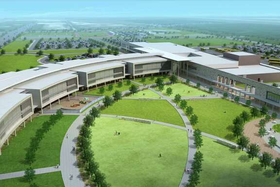Cypress-Fairbanks Independent School District's High School #11 at FM 529 and Westgreen Boulevard is slated to open in 2016.