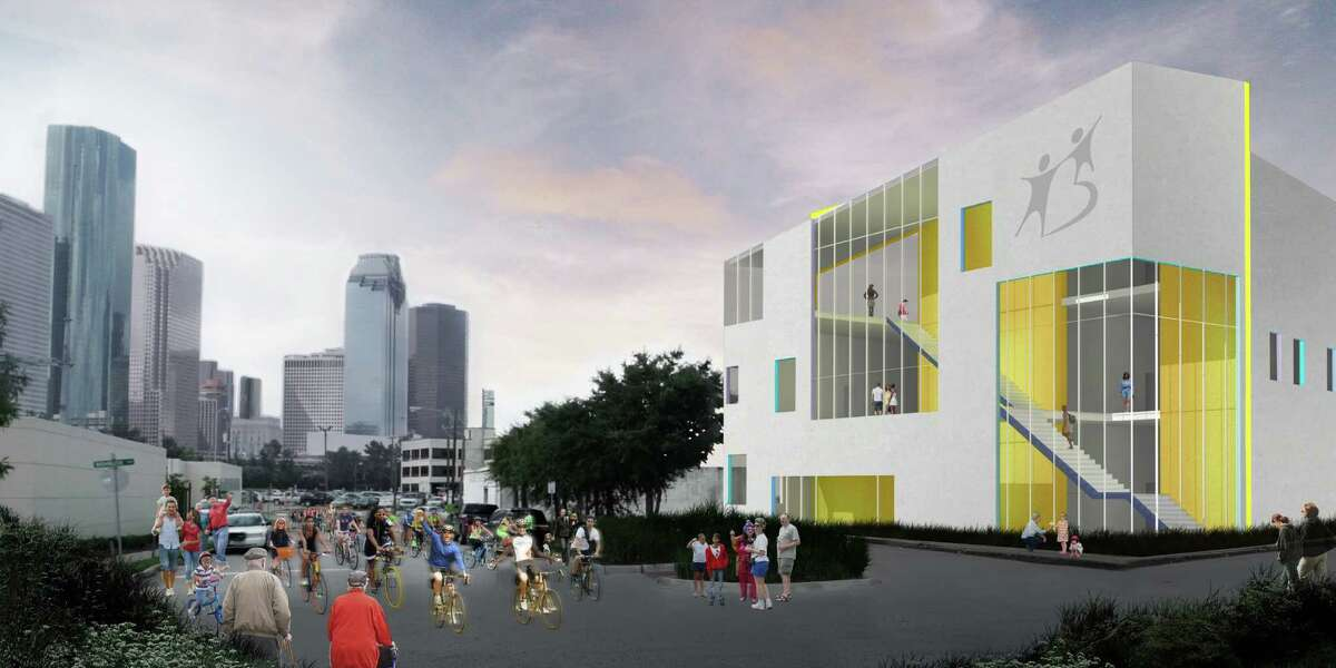 Big Brothers Big Sisters is getting a new 19,898-square-foot headquarters at 1003 Washington Avenue. Tei Carpenter, founder and principal of Agency-Agency, worked with the Rice University School of Architecture on the conceptual design.