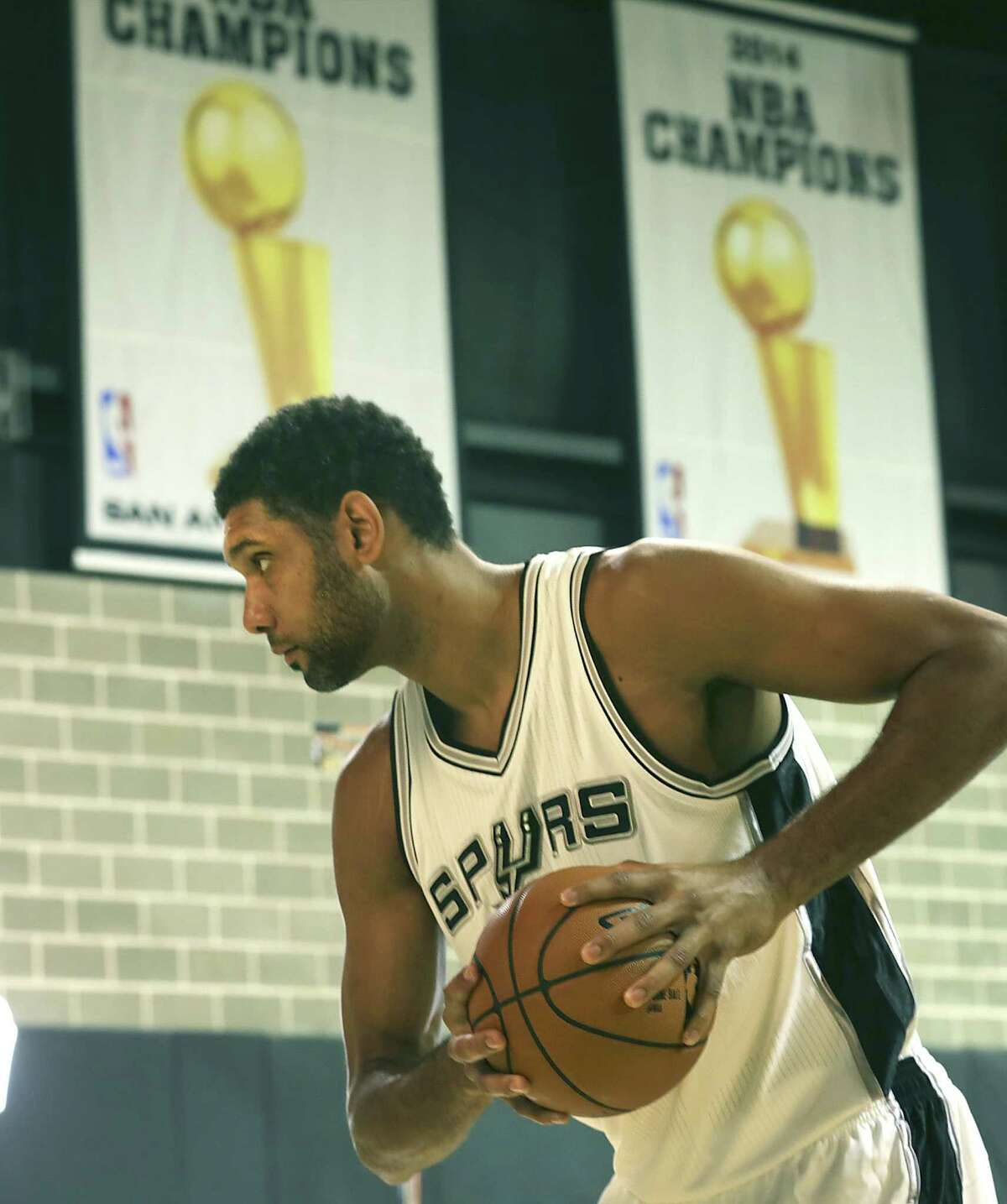 Tim Duncan admits he at least thought about retirement before opting in for the final year of his contract.