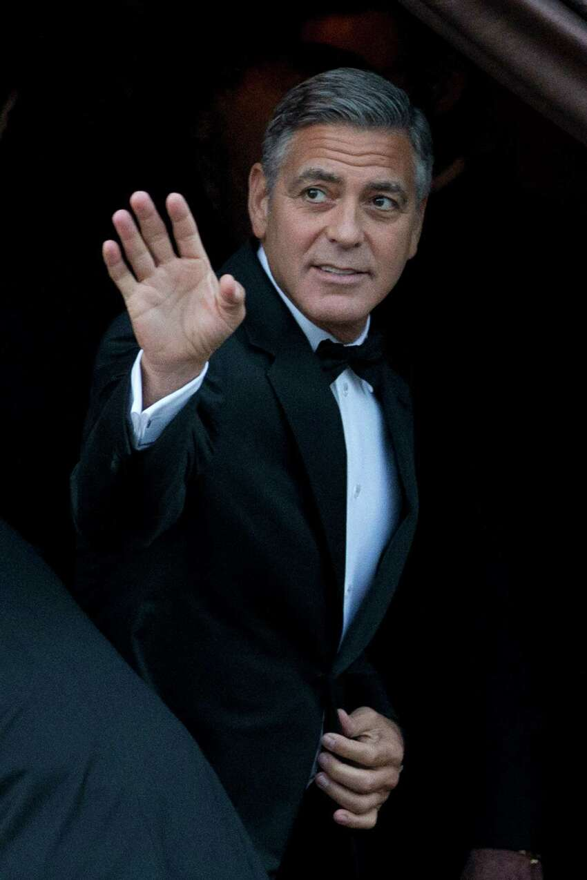 TUESDAY:George Clooney and ...