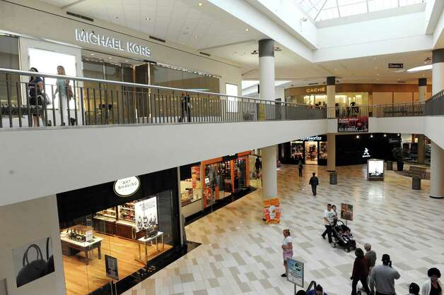 Crossgates Mall on Tuesday Sept. 23, 2014 in Guilderland, N.Y. (Michael P. Farrell/Times Union) Photo: Michael P. Farrell / 00028723A