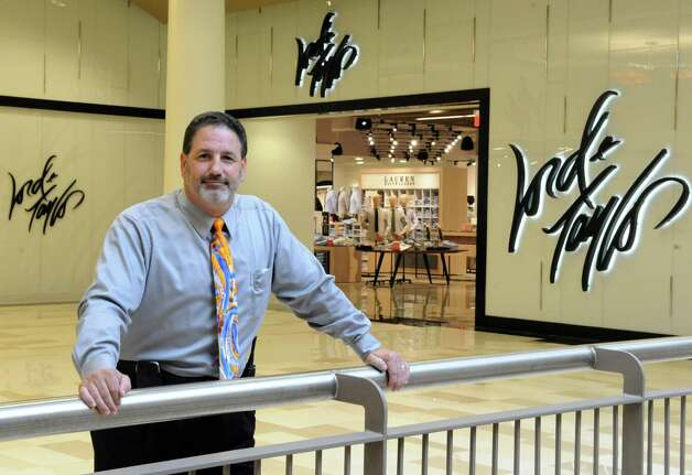 Joseph D. Castaldo, director of shopping center management, for Pyramid at the Crossgates Mall on Tuesday Sept. 23, 2014 in Guilderland, N.Y. (Michael P. Farrell/Times Union) Photo: Michael P. Farrell / 00028723A