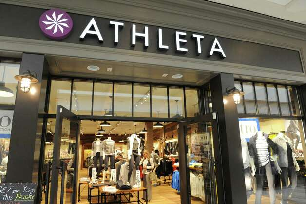 The Athleta shop at Crossgates Mall opened in mid-September in Guilderland, N.Y. (Michael P. Farrell/Times Union) Photo: Michael P. Farrell / 00028723A
