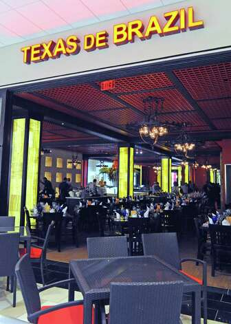 Texas De Brazil restaurant at Crossgates Mall in Guilderland, N.Y. opened in mid-September (Michael P. Farrell/Times Union) Photo: Michael P. Farrell / 00028723A