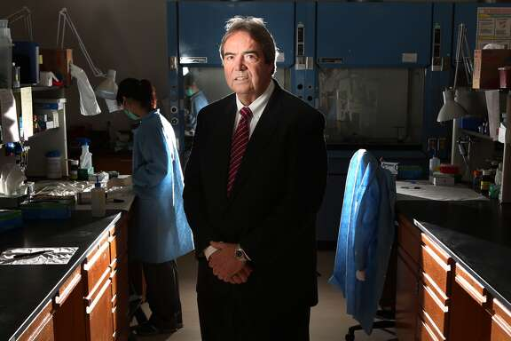 Dr. Daniel Garner is CEO and president of the Houston Forensic Science Center.