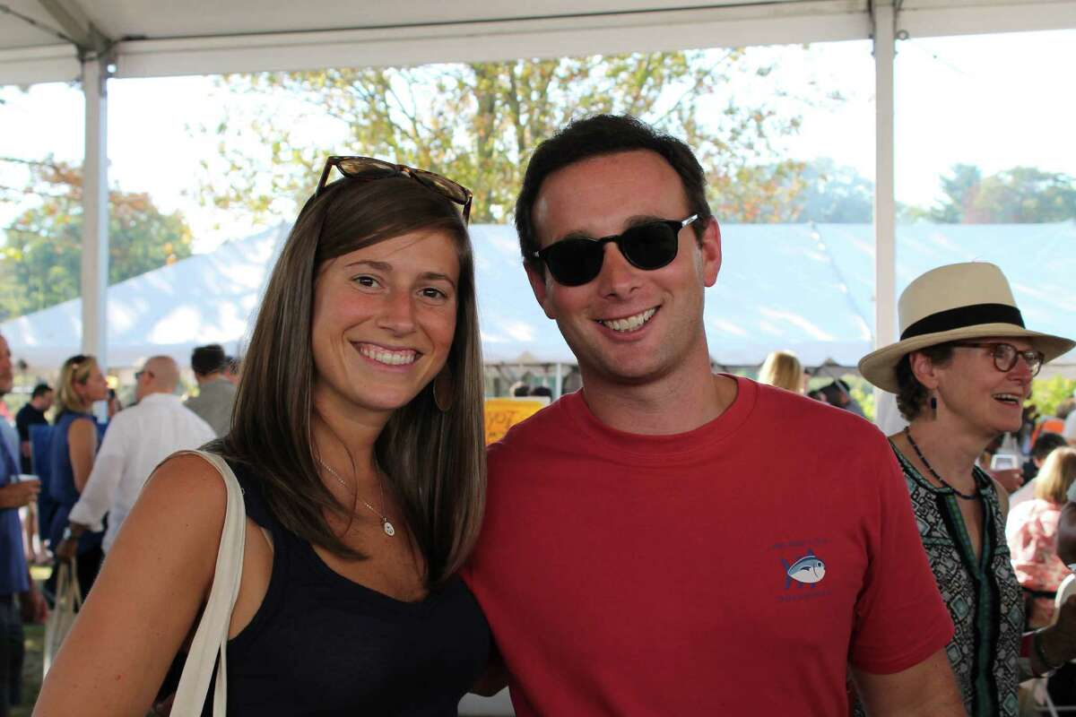 The 2014 Greenwich Wine + Food Festival was held at Roger Sherwin Baldwin Park on September 25 through 27. Attendees enjoyed three days of tastings, celebrity chef cooking demos, live music and more. Were you SEEN on Saturday, September 27?
