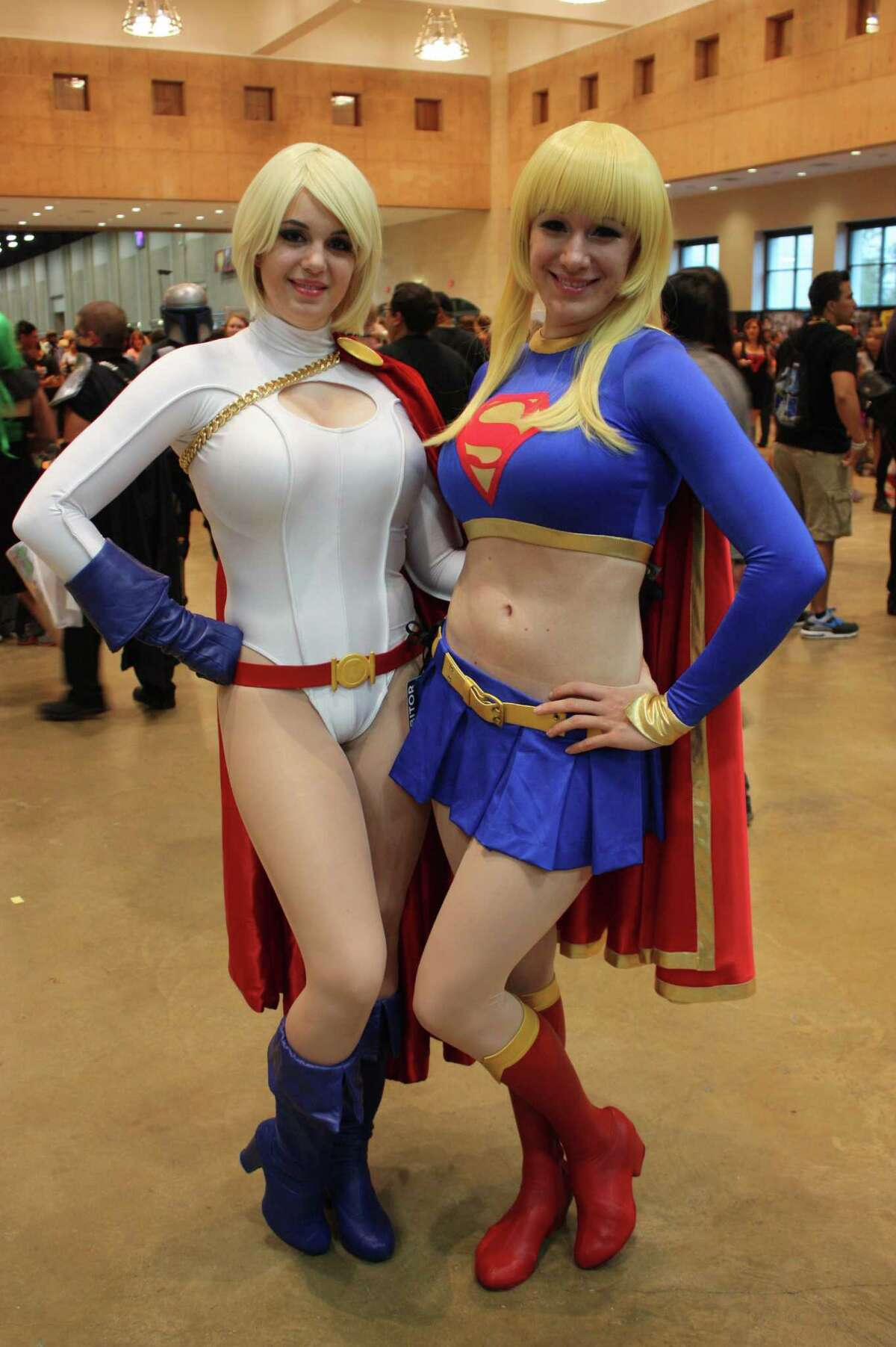 Fans hit the Convention Center in their best cosplay for day two of the pop culture and geek convention.