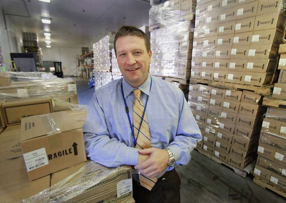Vaughan Foods President Mark Vaughan, a volunteer law officer, shot the suspect in Friday's beheading at his Moore, Okla., plant. Photo: Associated Press / The Oklahoman