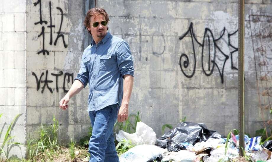 "Jeremy Renner in ""Kill the Messenger,"" about San Jose Mercury News reporter Gary Webb's uncovering of a tie between the CIA and Nicaraguan Contras. Photo: Focus Features / ONLINE_YES"
