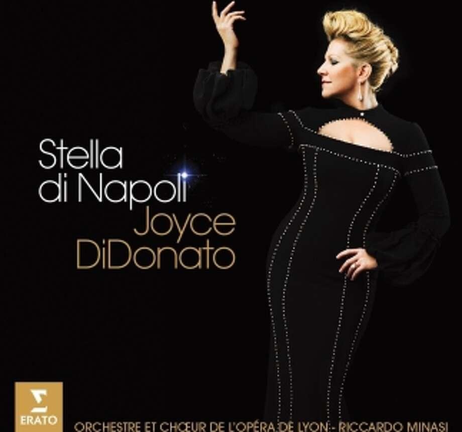 CD Cover: Joyce DiDonato, Stella di Napoli Photo: Erato Records / ONLINE_YES
