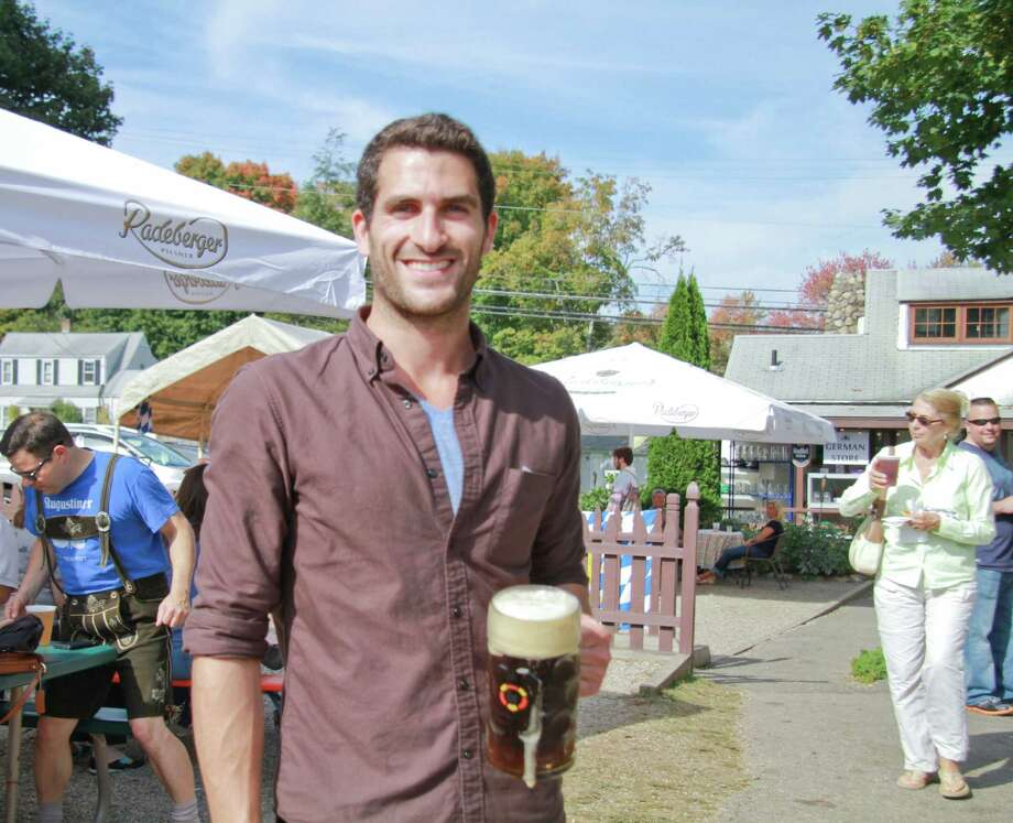 Old Heidelberg German Restaurant in Bethel held its last Oktoberfest celebration of 2014 on Sunday, September 28. Festival goers enjoyed traditional German food, activities for kids – and of course, beer. Were you SEEN? Photo: Danielle M Soule, Danielle Soule / Creative Soule Photography
