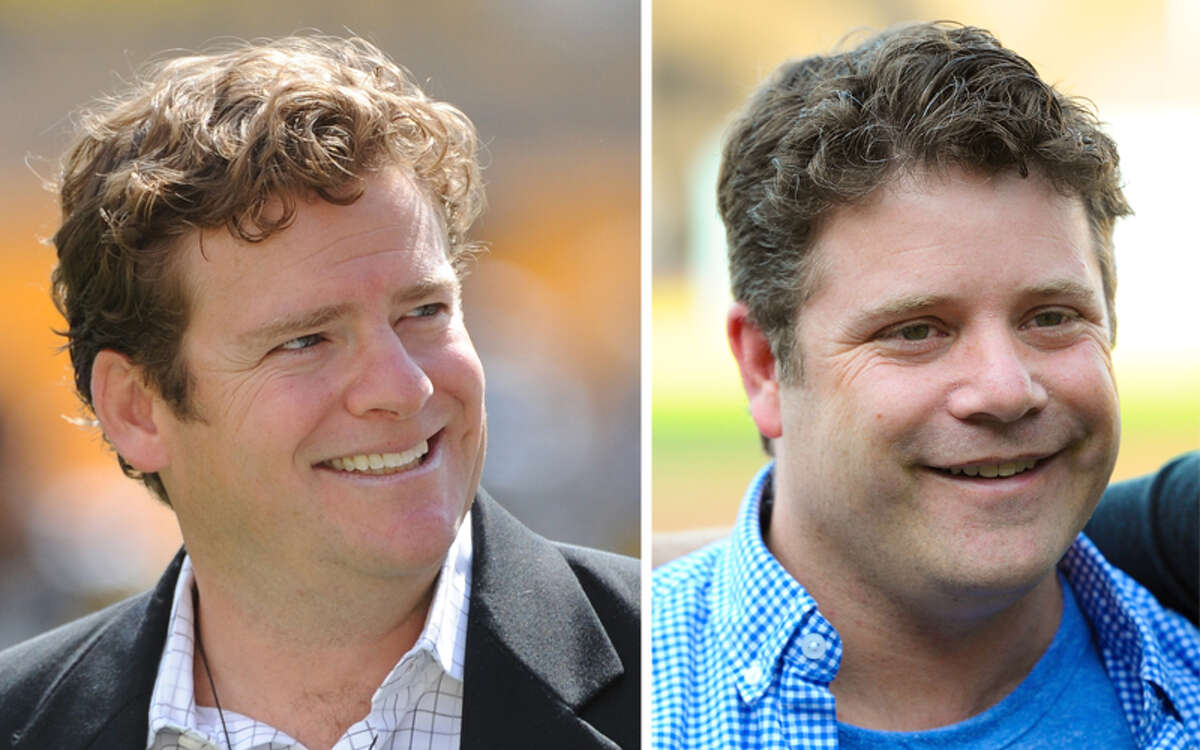 John Schneidergeneral manager Sean Astinactor It just makes sense: Schneider was Carroll's right-hand man in the quest for a ring.