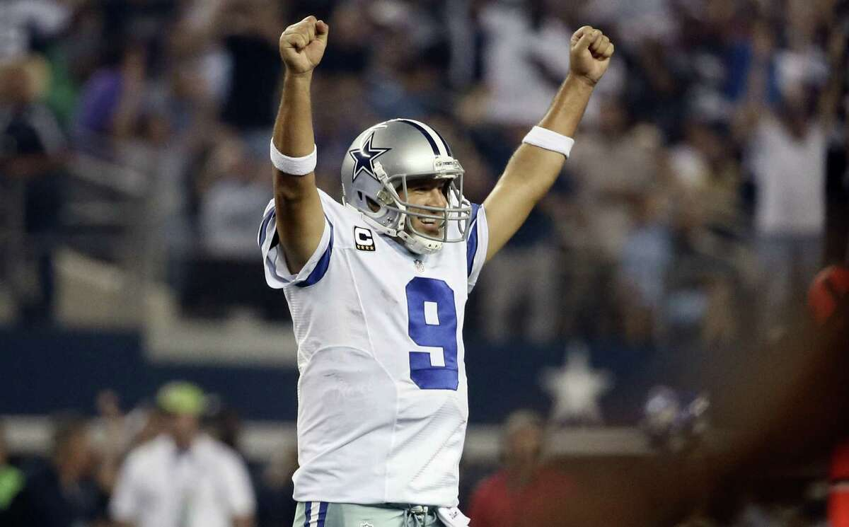 Tony Romo was 22 of 29 for 262 yards and three touchdowns in beating the Saints last week, helping the Cowboys reach 3-1 for the first time under coach Jason Garrett.