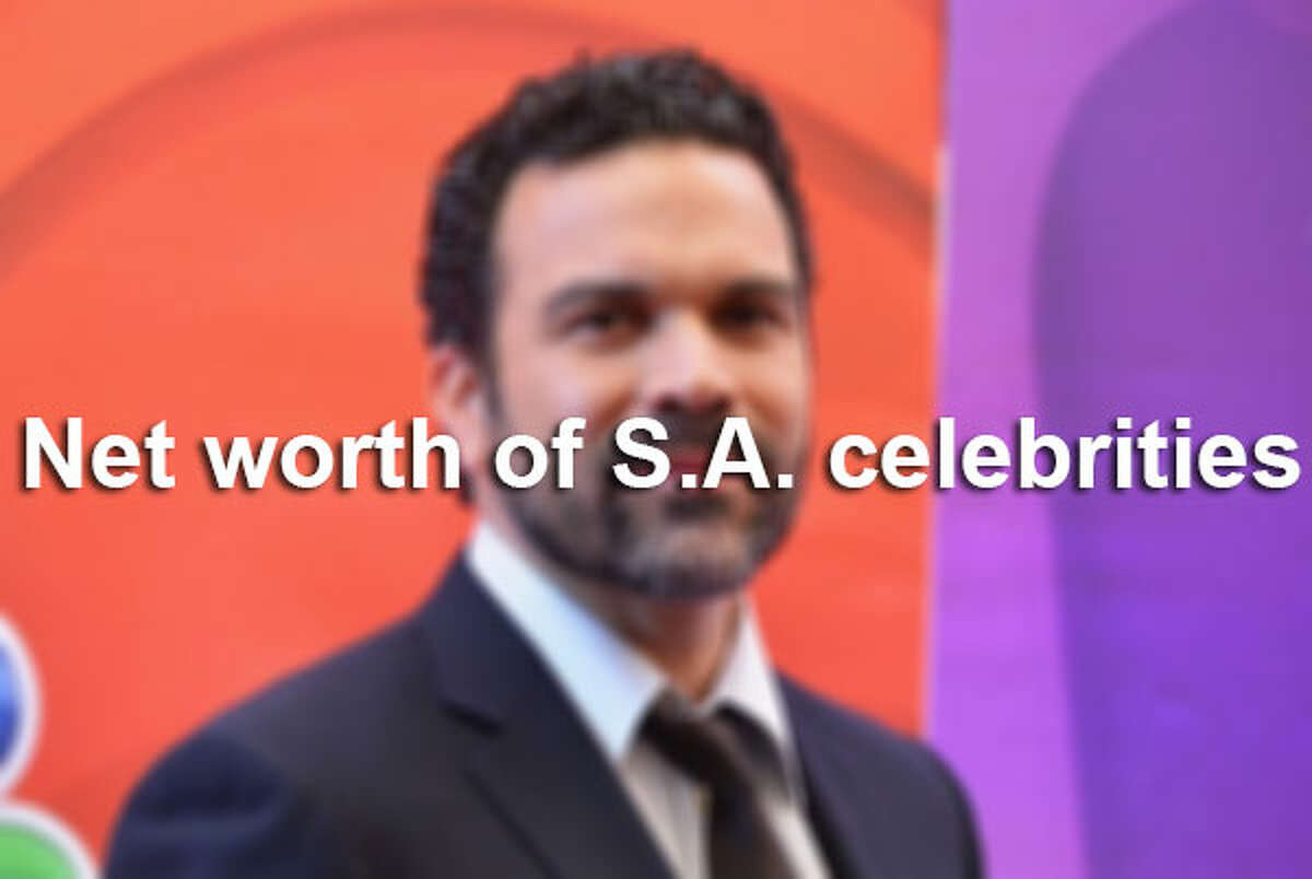 Some local celebrities weren't born here in San Antonio, but along the way they decided to call S.A. their hometown. Source: Celebritynetworth.com