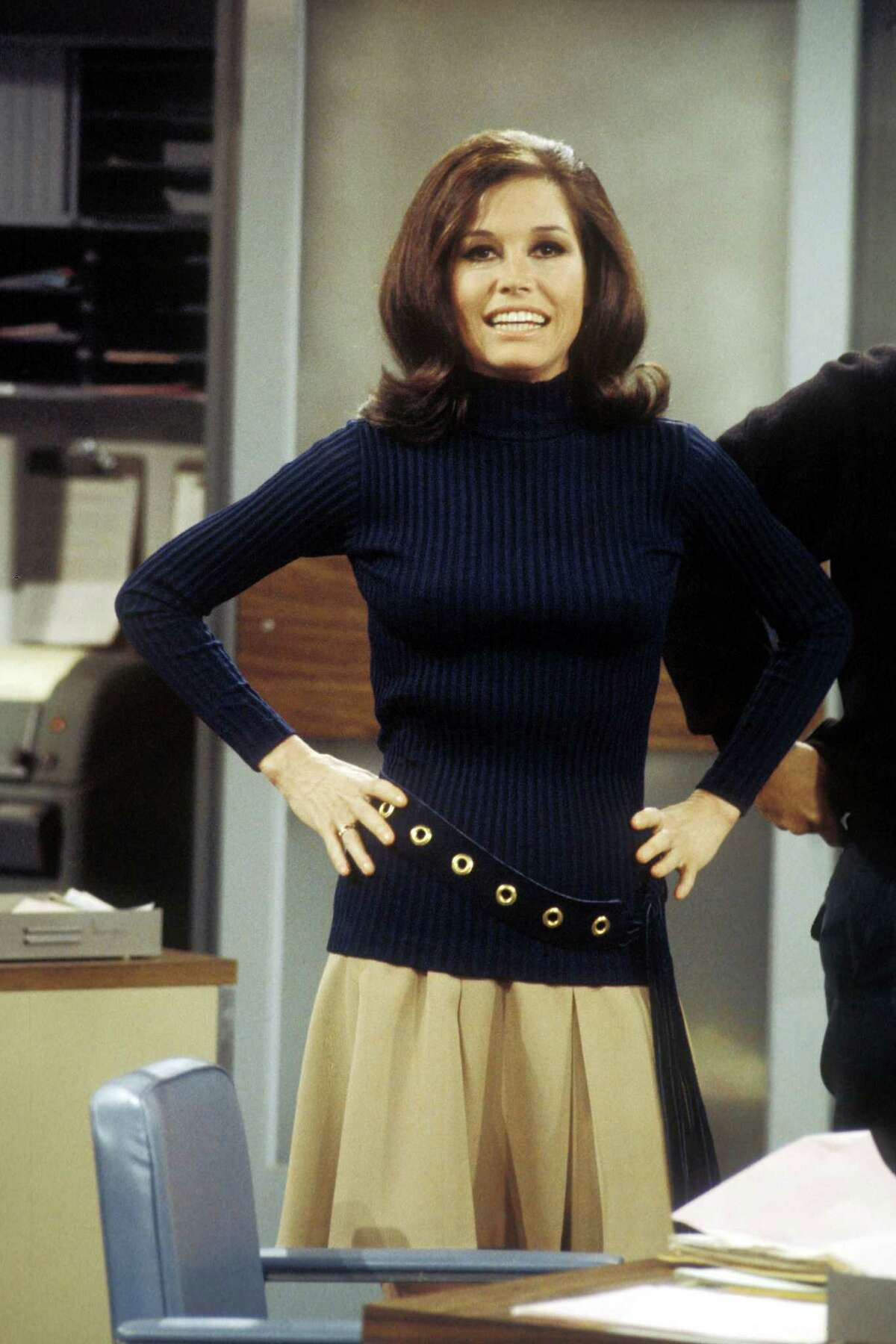 Mary Richards, The Mary Tyler Moore Show As Mary Richards, Mary Tyler Moore embodied the original working girl, with a wardrobe of pleated mini skirts, shift dresses and pantsuits to match-don't forget the elegantly-tied silk scarf to complete the look. The Best Fashion Blogger Instagrams to FollowThe Prettest Nude PolishesCelebrity Kids That Are Taking The SpotlightFabulous Fashion At Every AgeInspiring Celeb Denim LooksThis Season's It-Shoes