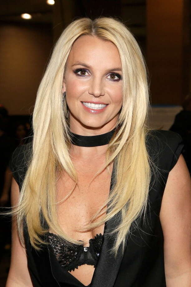 Britney Spears Photo: Isaac Brekken, Getty Images / 2013 Getty Images