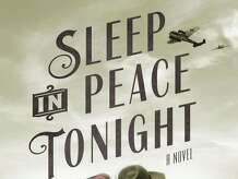 """James MacManus will be coming from England to the Ferguson Library in Stamford on Oct. 9 to talk about his new World War II novel, """"Sleep in Peace Tonight."""""""