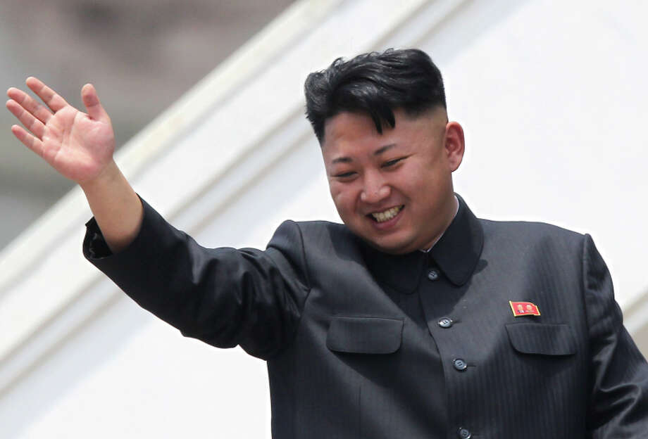 North Korean leader Kim Jong Un hasn't been out in public in weeks, fueling rumors about his health. Photo: Wong Maye-E / Associated Press / AP