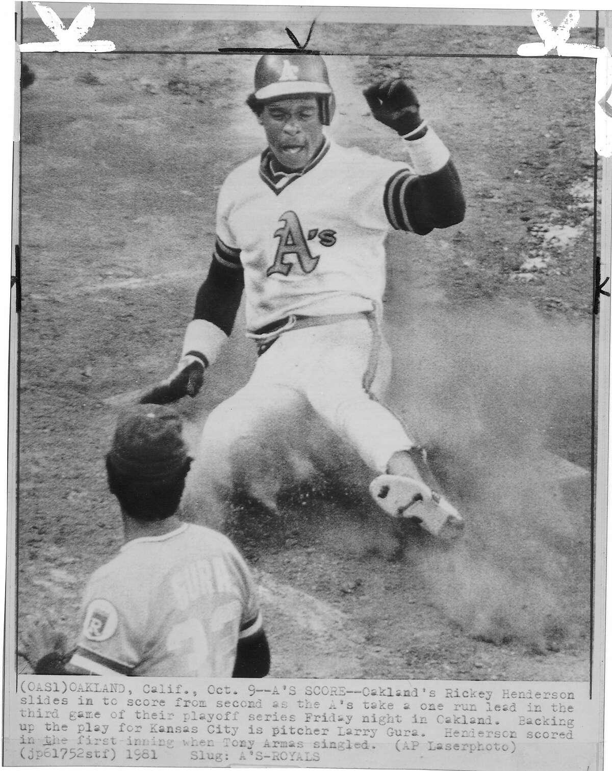 1981 Oakland Athletics Record through 15 games: 14-1 Season record: 64-45 Season result: Won AL West, lost in ALCS to New York Yankees