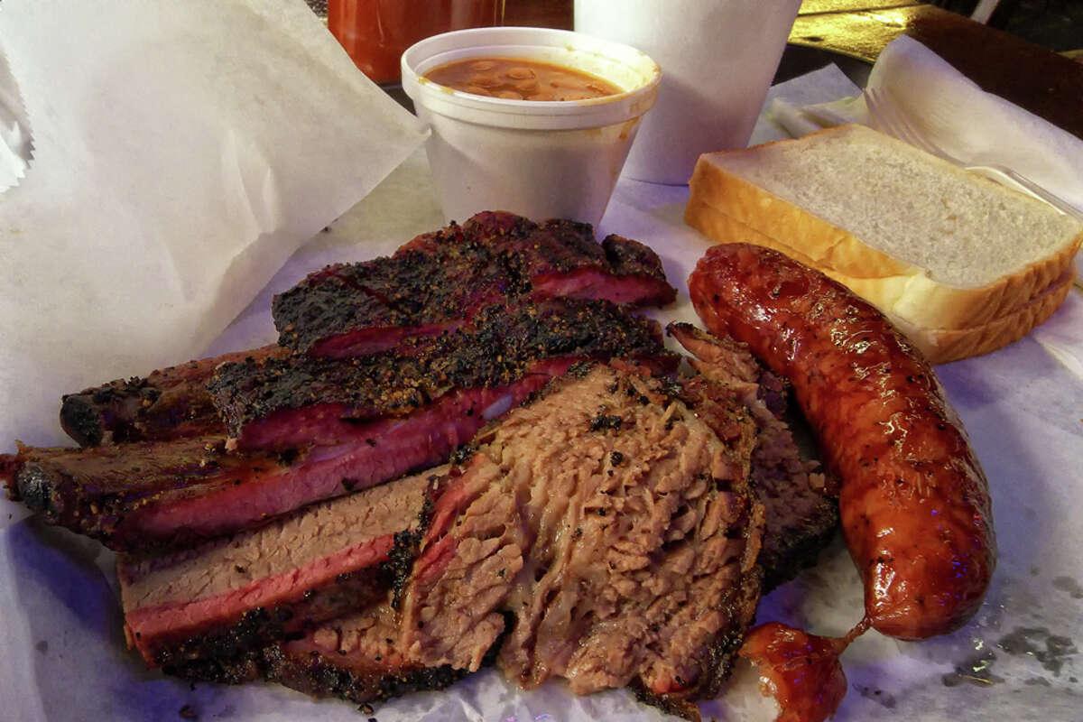 BRISKET: Texas.